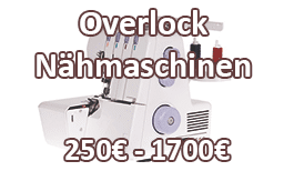 Overlock Nähmaschine kaufen Bildbutton
