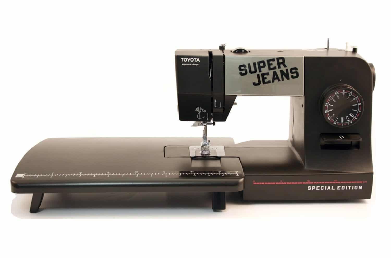 Super Jeans J15PE von Toyota