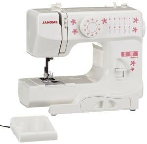 Sew Mini de Luxe - Janome Nähmaschine