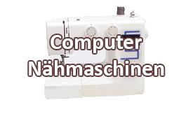 Computer Nähmaschine Test Bildbutton