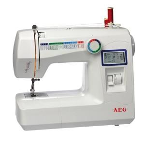 227 LCD - AEG Computernähmaschine