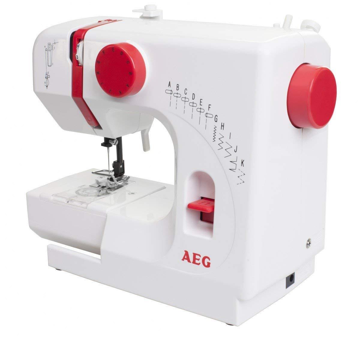 AEG NM100 Mini Nähmaschine im Test vergleichen