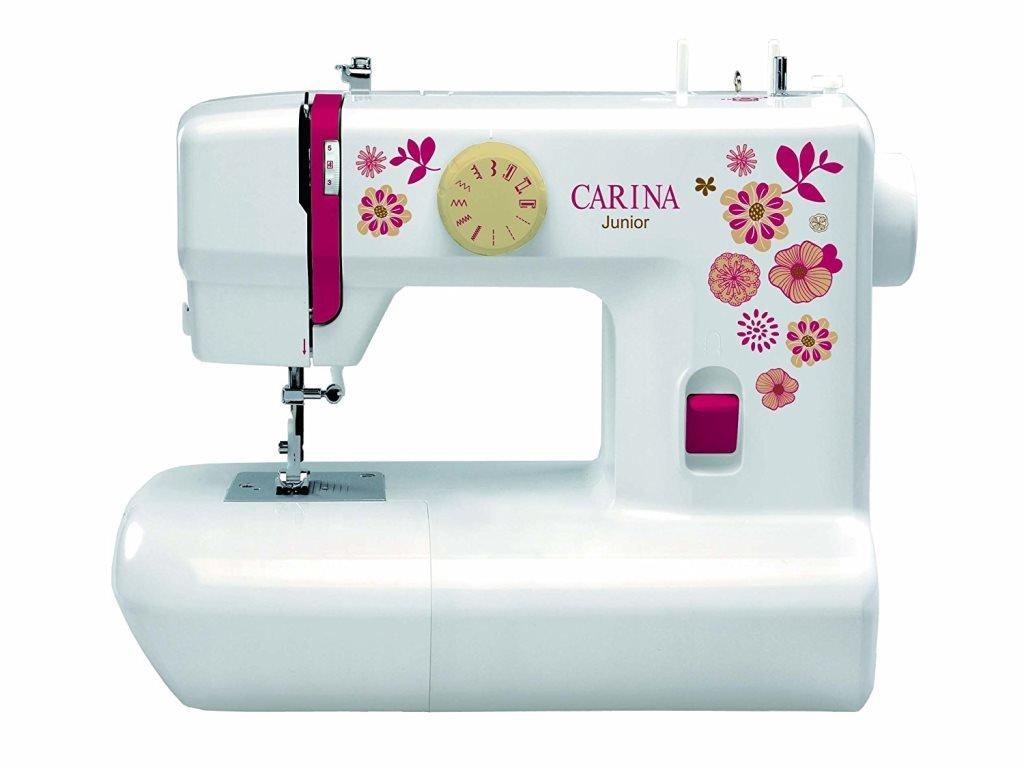 hier finden Sie die Carina Junior 1041 Nähmaschine im Test