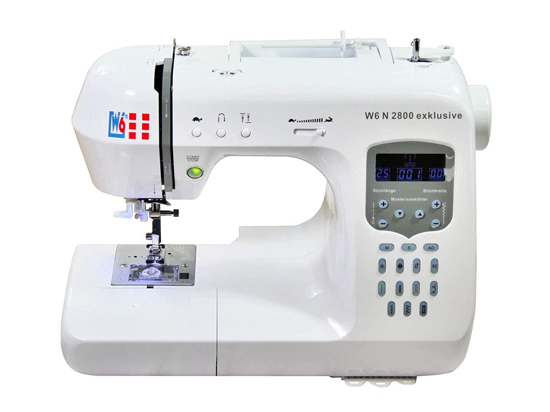 W6 N 2800 Nähmaschine von Wertarbeit