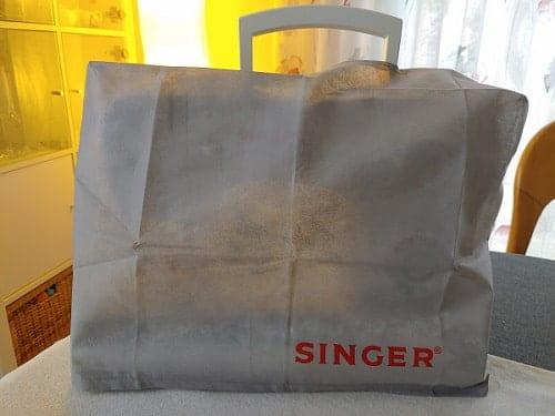 singer talent 3321 haube