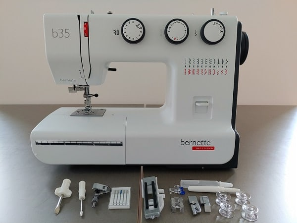 Bernette b35 Test