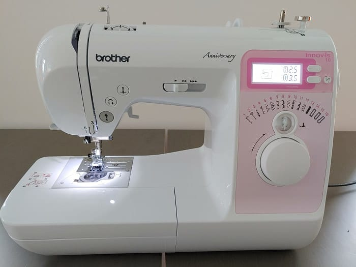 Brother innov is 10a Test